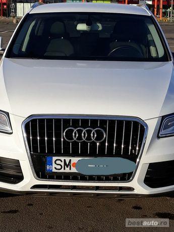 Audi Q5 cu Webasto 2014