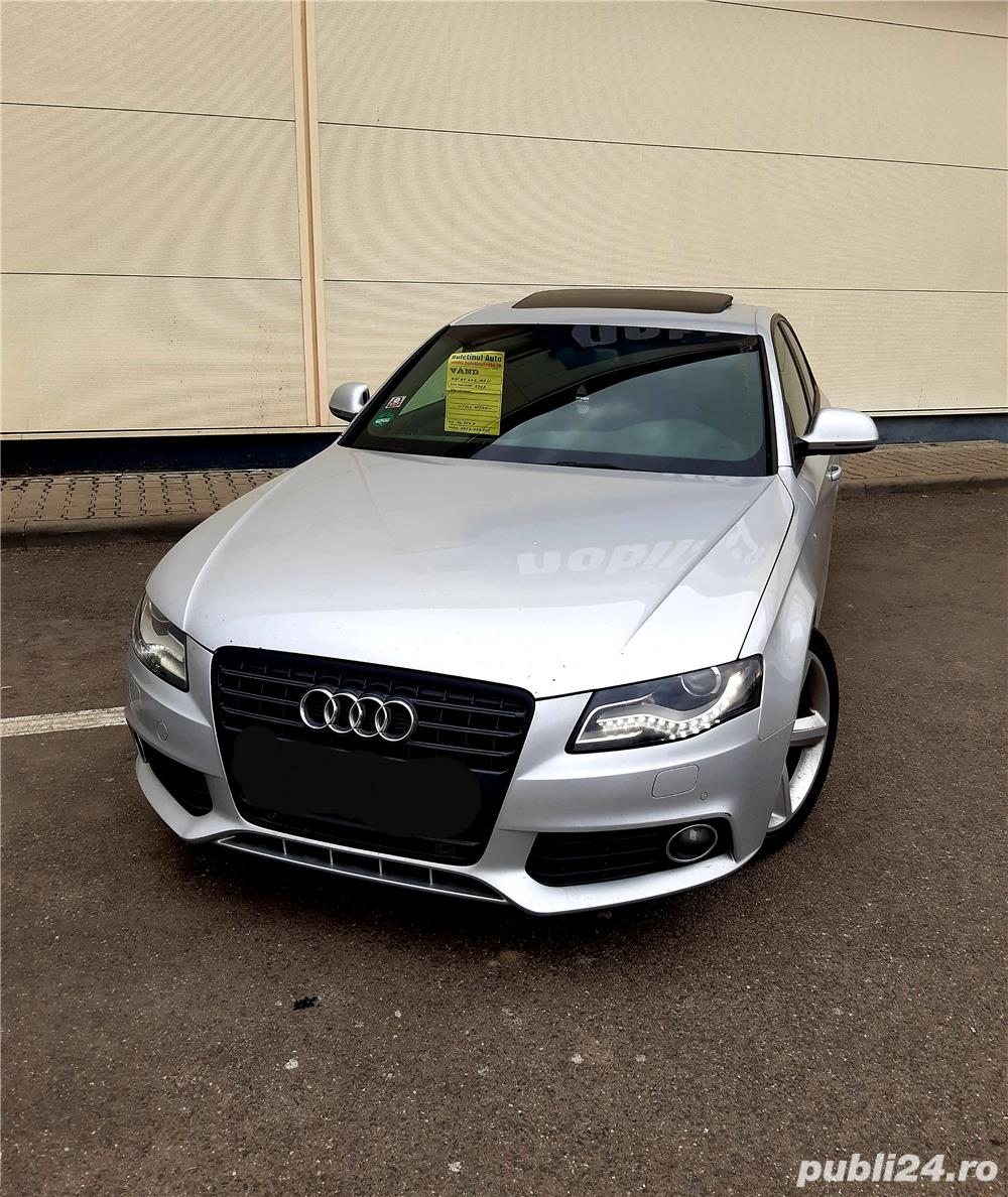 Audi A4 S- line  Full Option