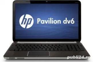 Laptop HP Pavilion dv6- i3 2.2Ghz, 4GB Ram DDR3 , 750HDD