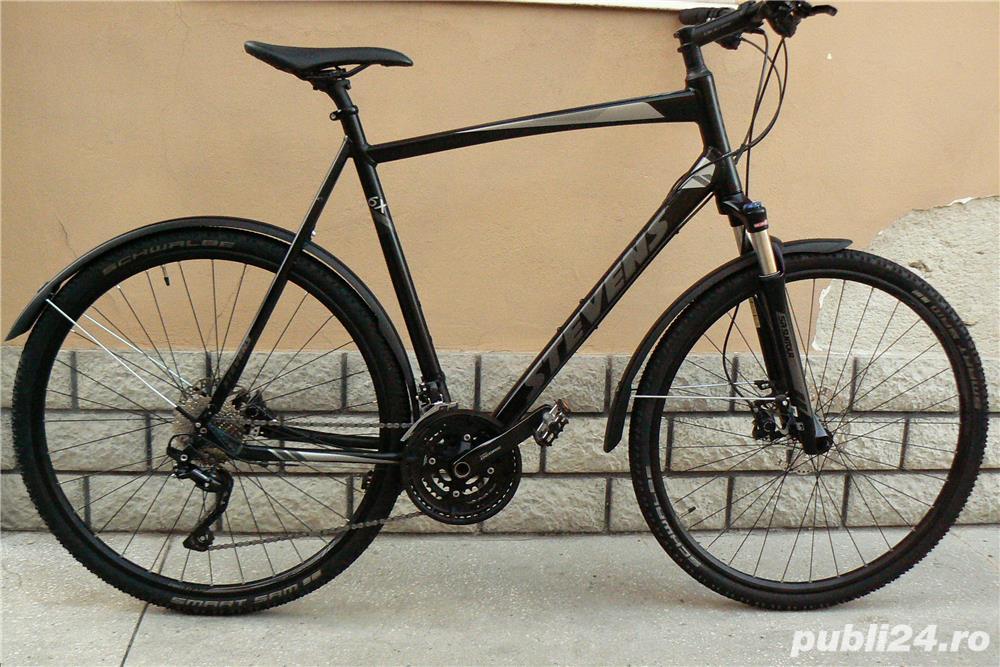 Bicicleta cross/trekking Stevens