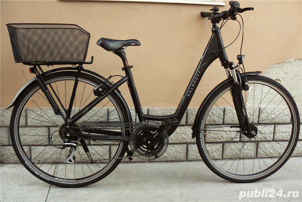 Bicicleta trekking Kalkhoff
