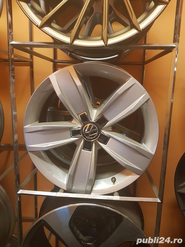 Jante noi R17 - 5x112 - originale VW - model Istanbul.