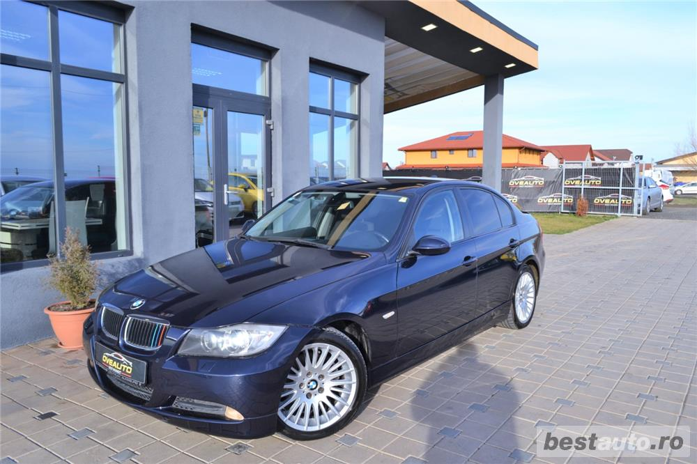 Bmw 320d an:2005=avans 0% rate fixe=aprobarea creditului in 2 ore=autohaus vindem si in rate