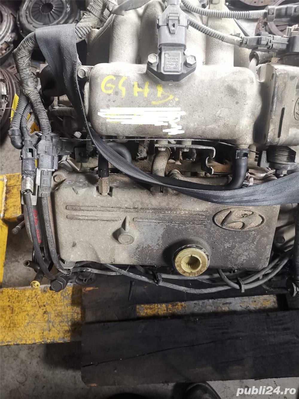 motor Hyundai Getz / Atos 1,1 b G4HD
