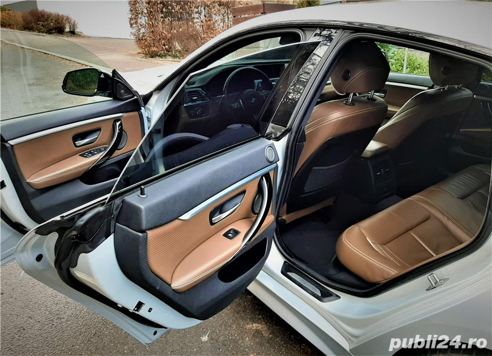 Bmw Seria 420 Gran Coupé