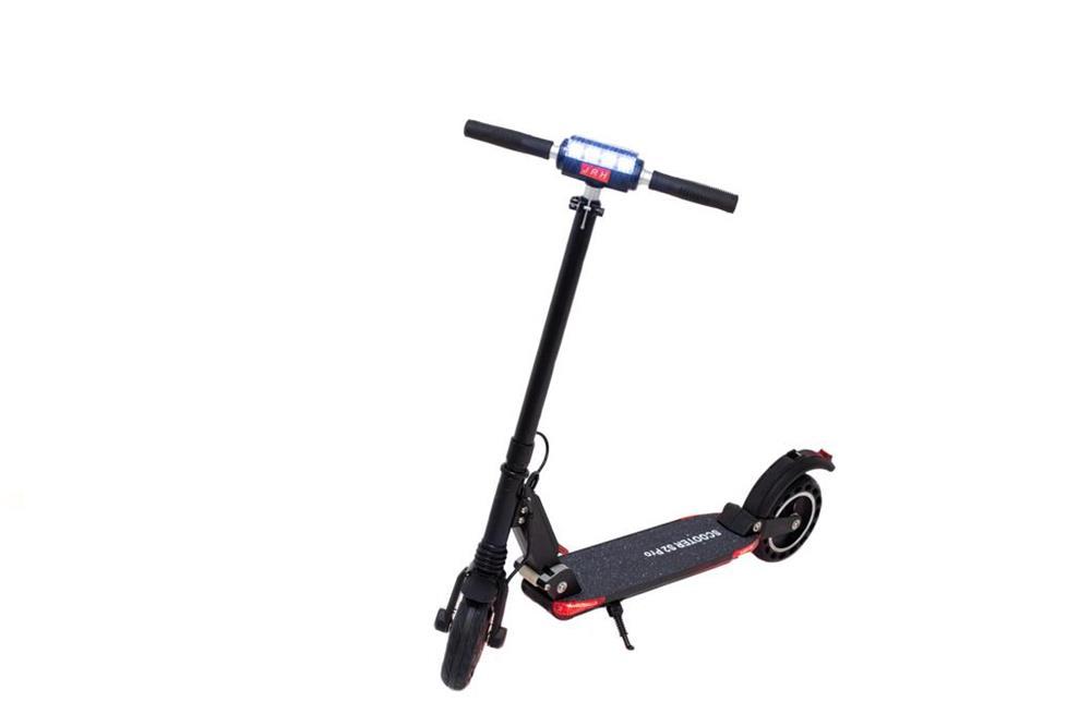 Trotinete electrice JRH Scooter S1 Pro,500 w, vit 30 km/h, 3niv vit, fiab_rezis NOI-sigilateGARANTIE