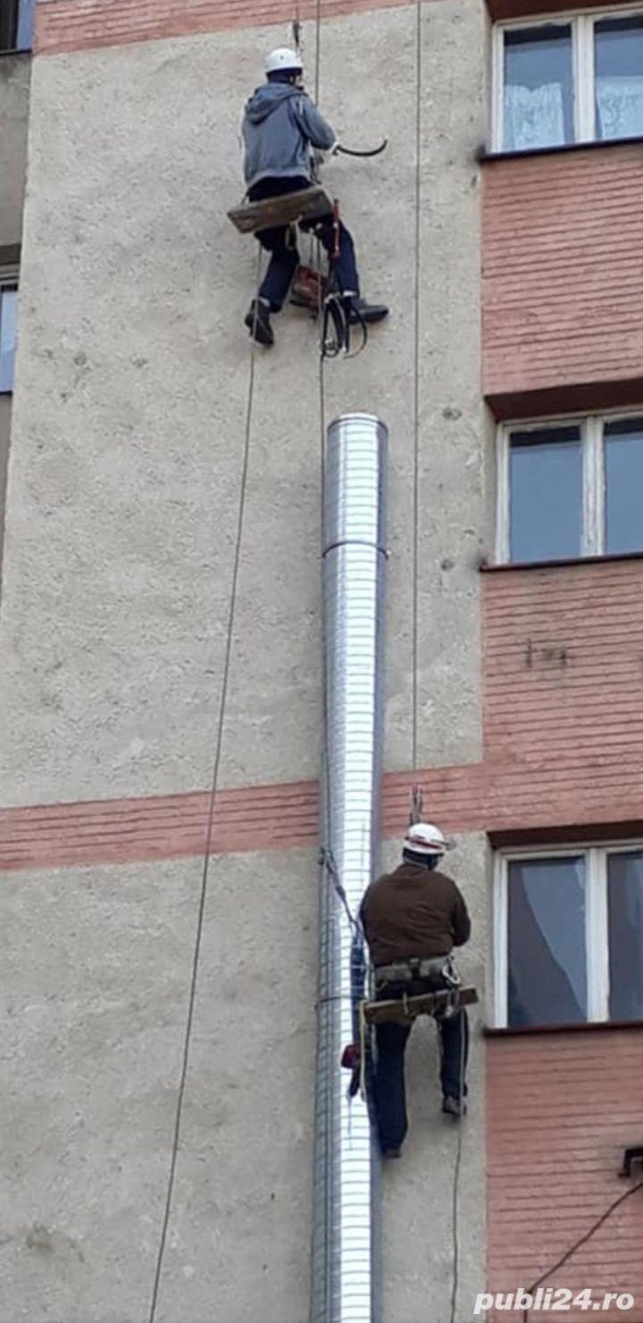 Alpinist utilitar reparatii Acoperisuri
