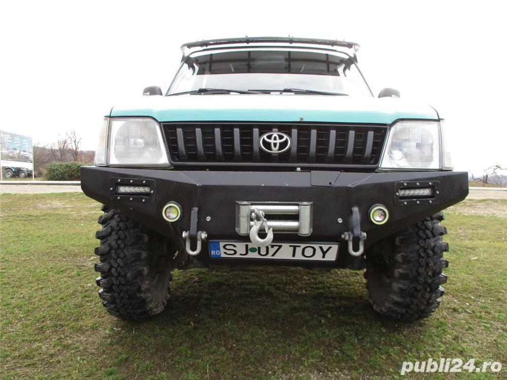 Toyota Land Cruiser 3.0 TD