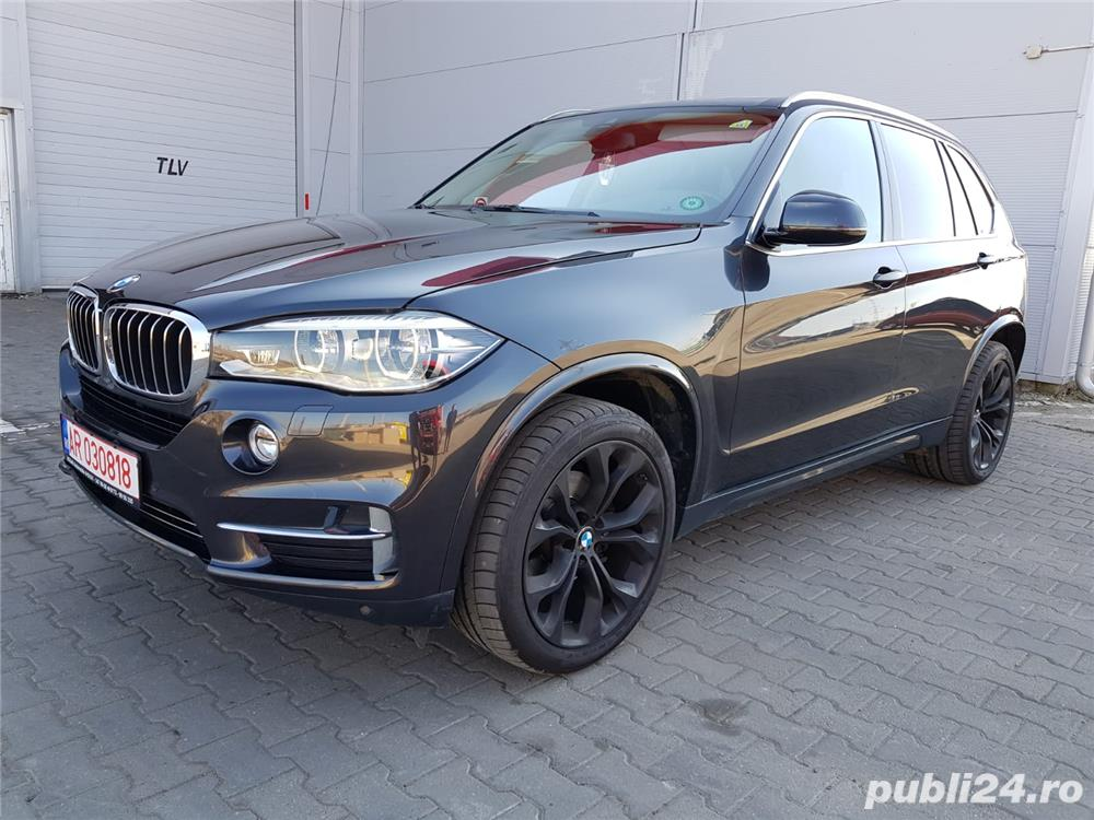 BMW X5 3.0 TDi 258 Cp 2014 Euro 6 Automat