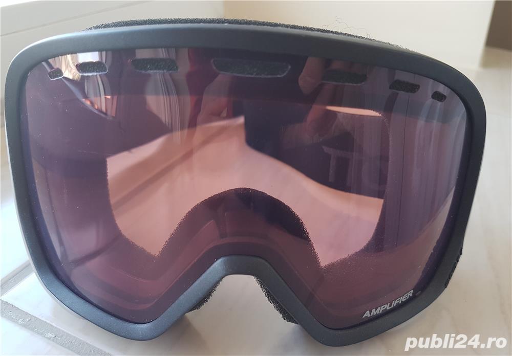 Vand ochelari ski copii, Scott, lentila S3