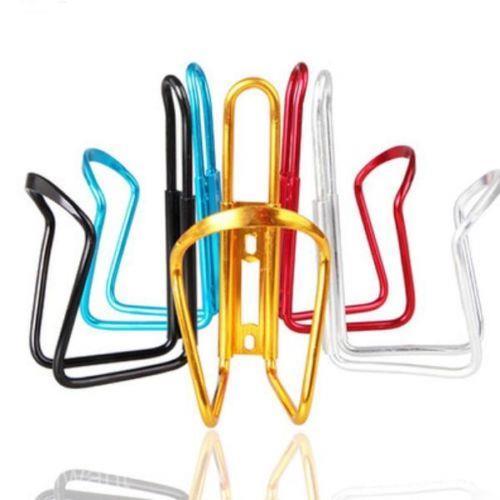 Suport universal din aluminiu pt bidon hidratare apa orice tip de bicicleta diverse culori cursiera
