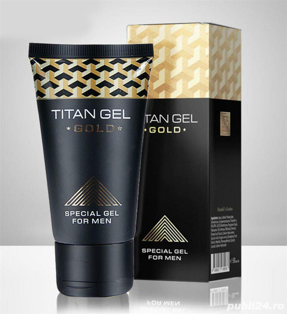 Titan gel for Man classic sau gold 50 ml