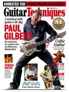 Reviste Guitar Techniques, Total Guitar, Guitarist, Guitar Player, Acoustic si Bass