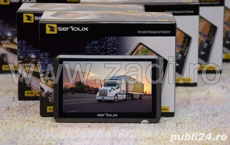 "Gps-auto-camion- serioux 4.3"" - garantie 3 ani- program camion- ZADI.RO"
