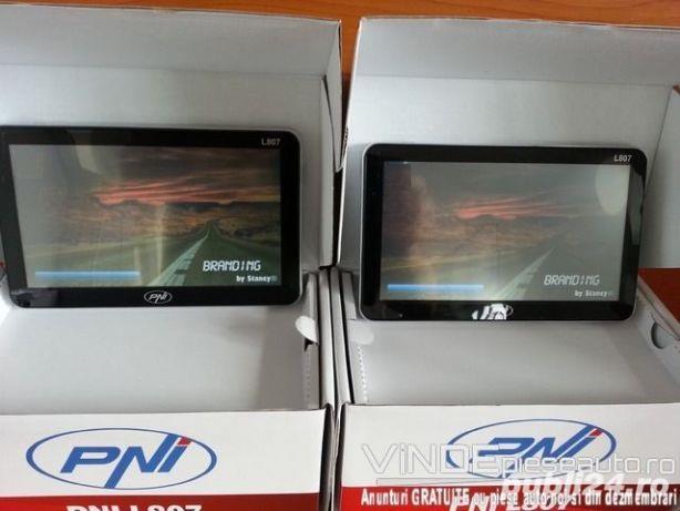 "GPS PNI 7""-4 programeTIR, garantie, harti actualizate toata europa"