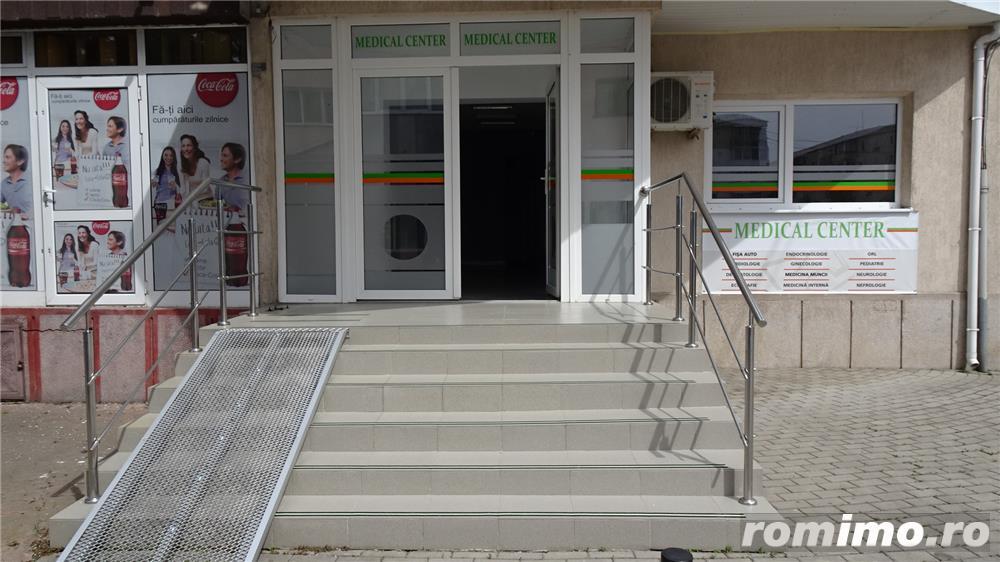 Cabinet medical in Deva, zona Eminescu, parter (in CF este trecut cabinet medical), 83 mp