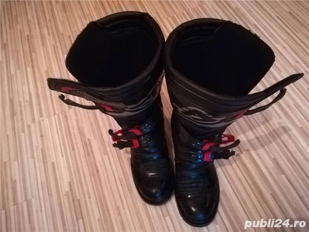 Cizme Acerbis Adventure Boots 43
