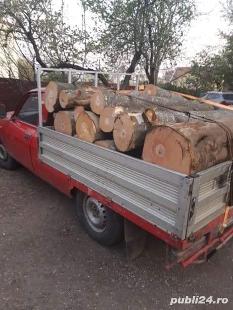 Vând lemn de foc 4m steri