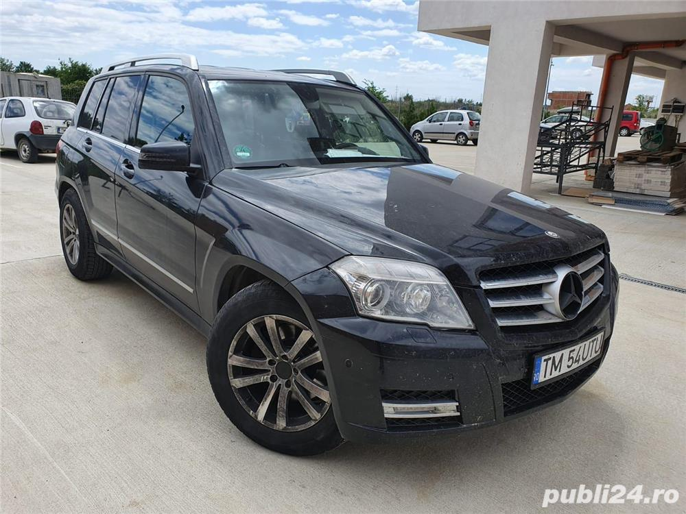 Vând  Mercedes-Benz Model GLK - 220 CI, anul 2011, Timișoara