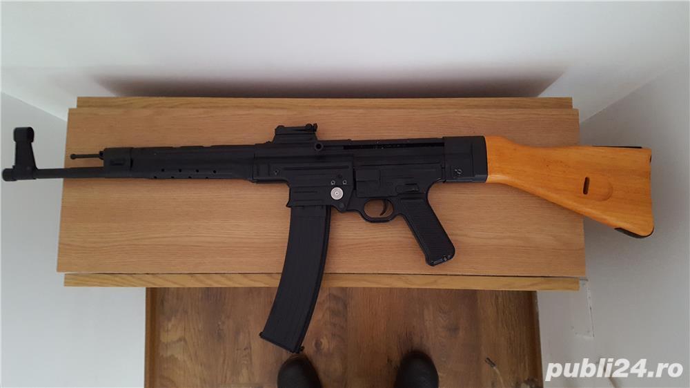 Pusca airsoft AKM 47C, MP44, Type 89
