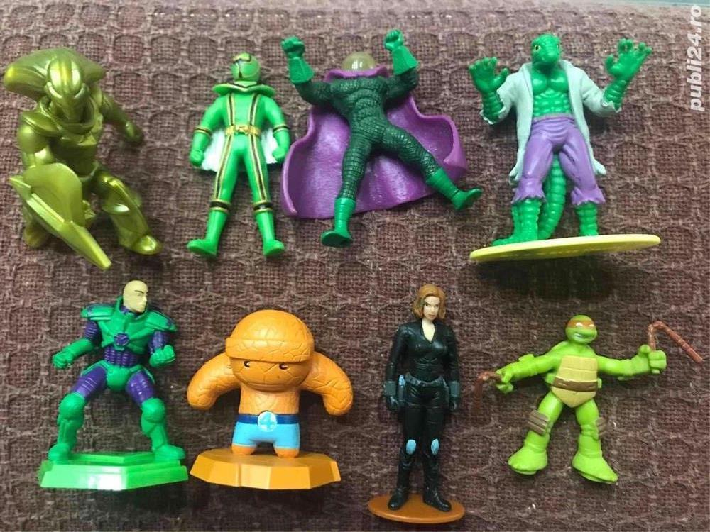 Dragon ballz,Hulk si alte figurine