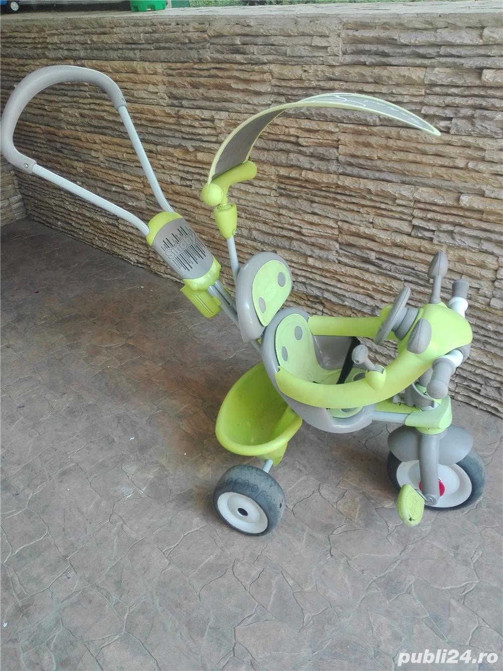 Tricicleta Smoby
