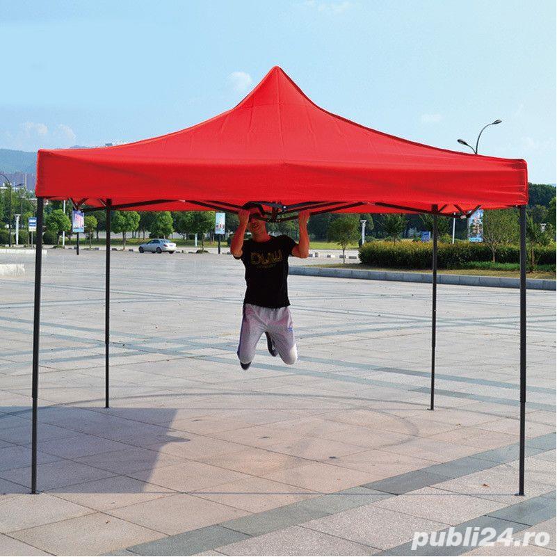 Pavilion 3x3 pliabil acordeon IBIZA  nou