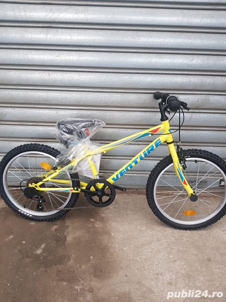 """Bicicleta VENTURE 20"""" nouă"""
