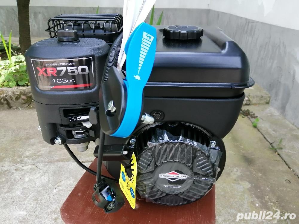 Motor Motosapa-motocultor Briggs&Stratton cu garanție 2 ani