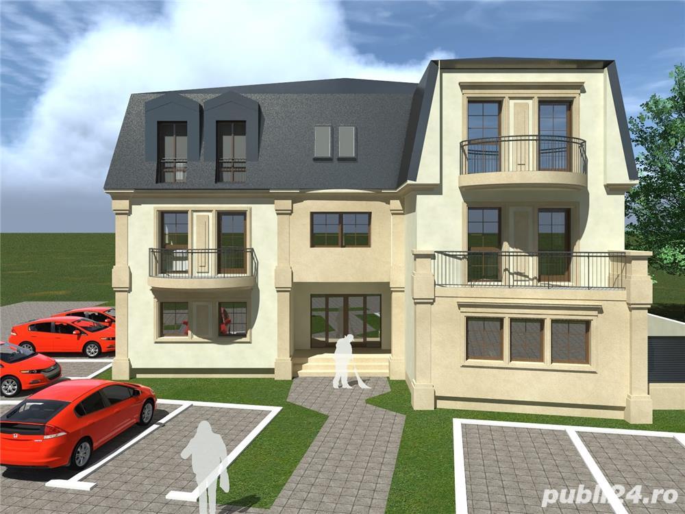 Calea Urseni - autorizatie 9 apartamente - 90.000 euro