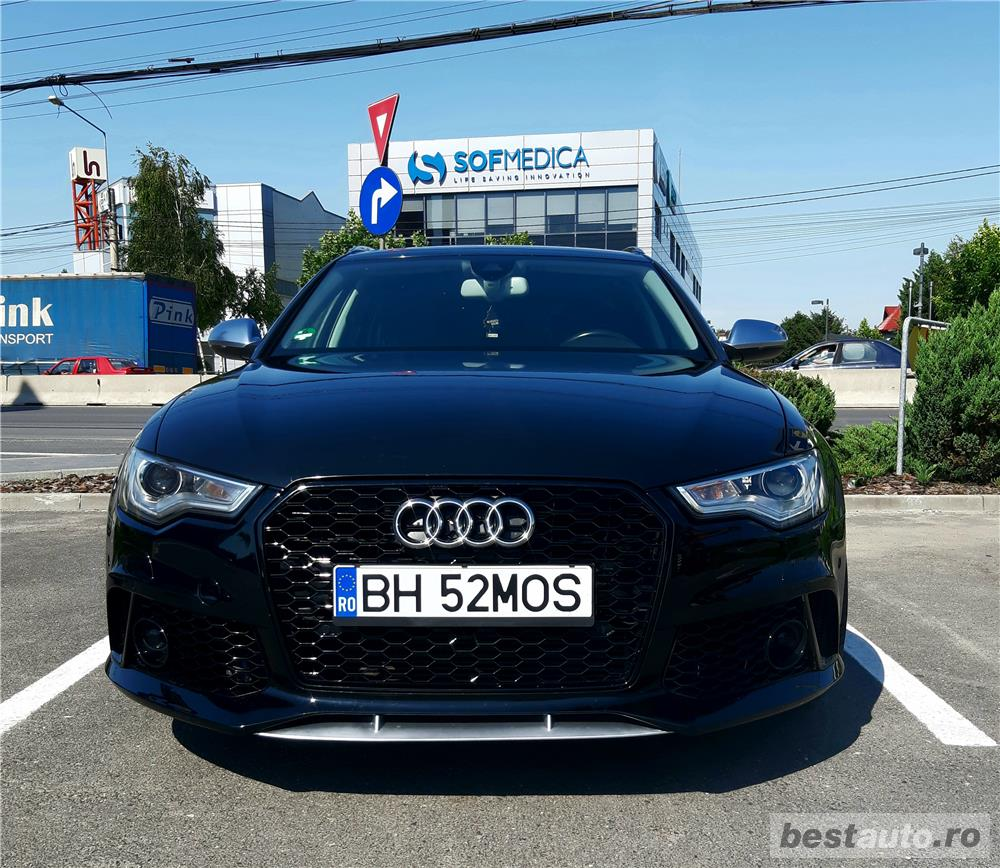Audi A6 Packet RS6