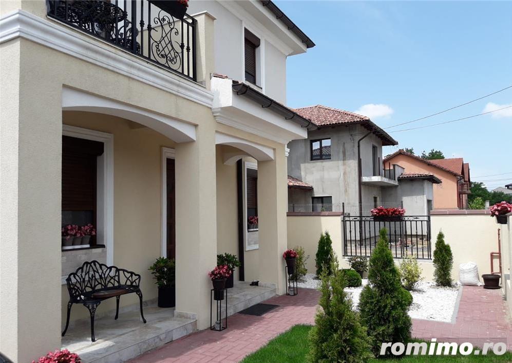 Casa Giroc, stil mediteranean, mobilata si utilata