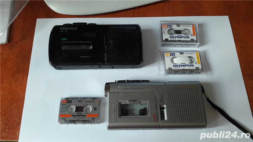 reportofon Sony M-530V