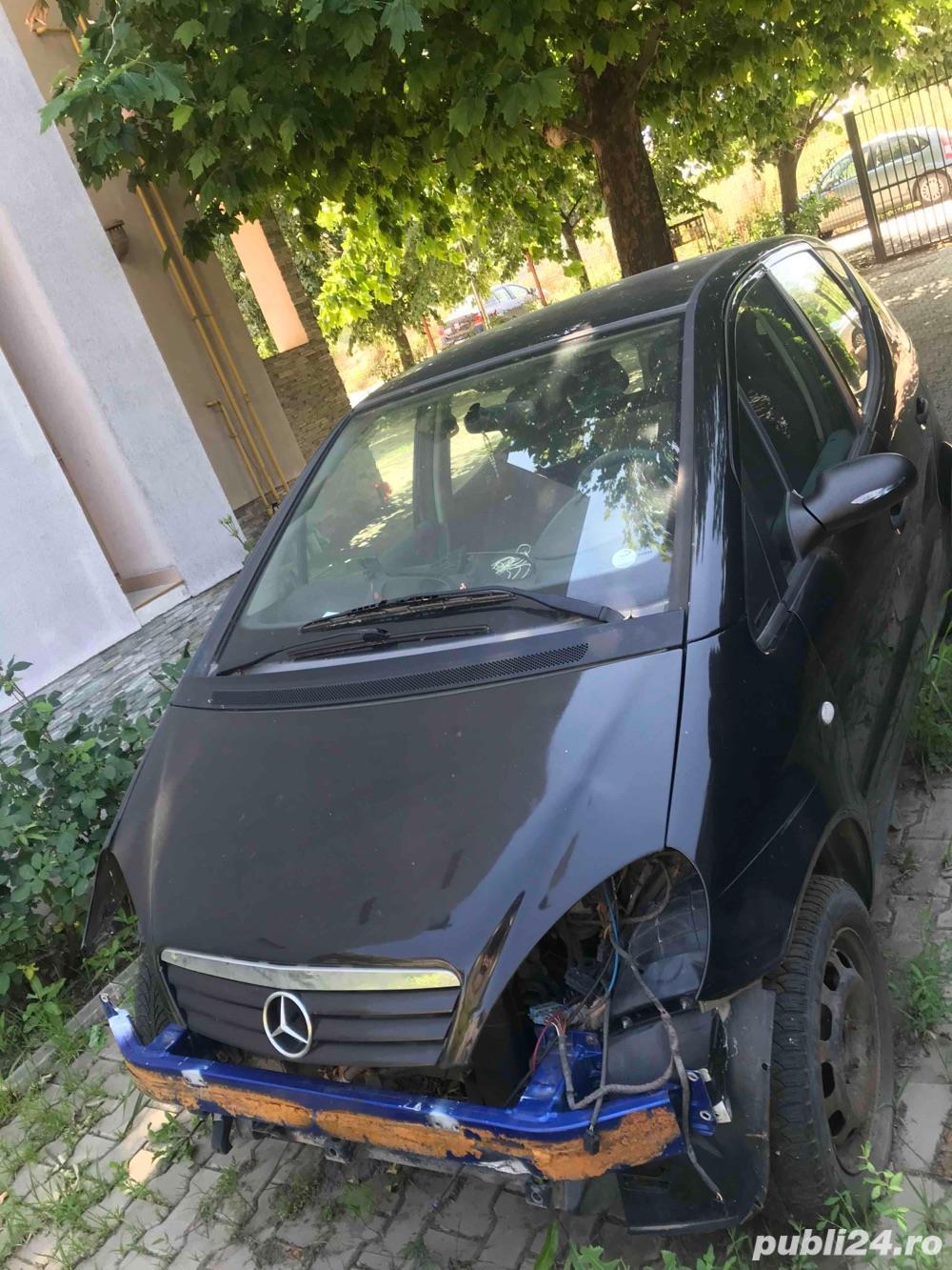 Mercedes-benz Clasa A A 140