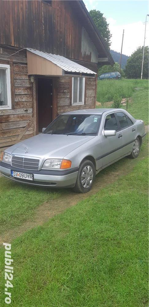 Mercedes-benz Clasa C C 180