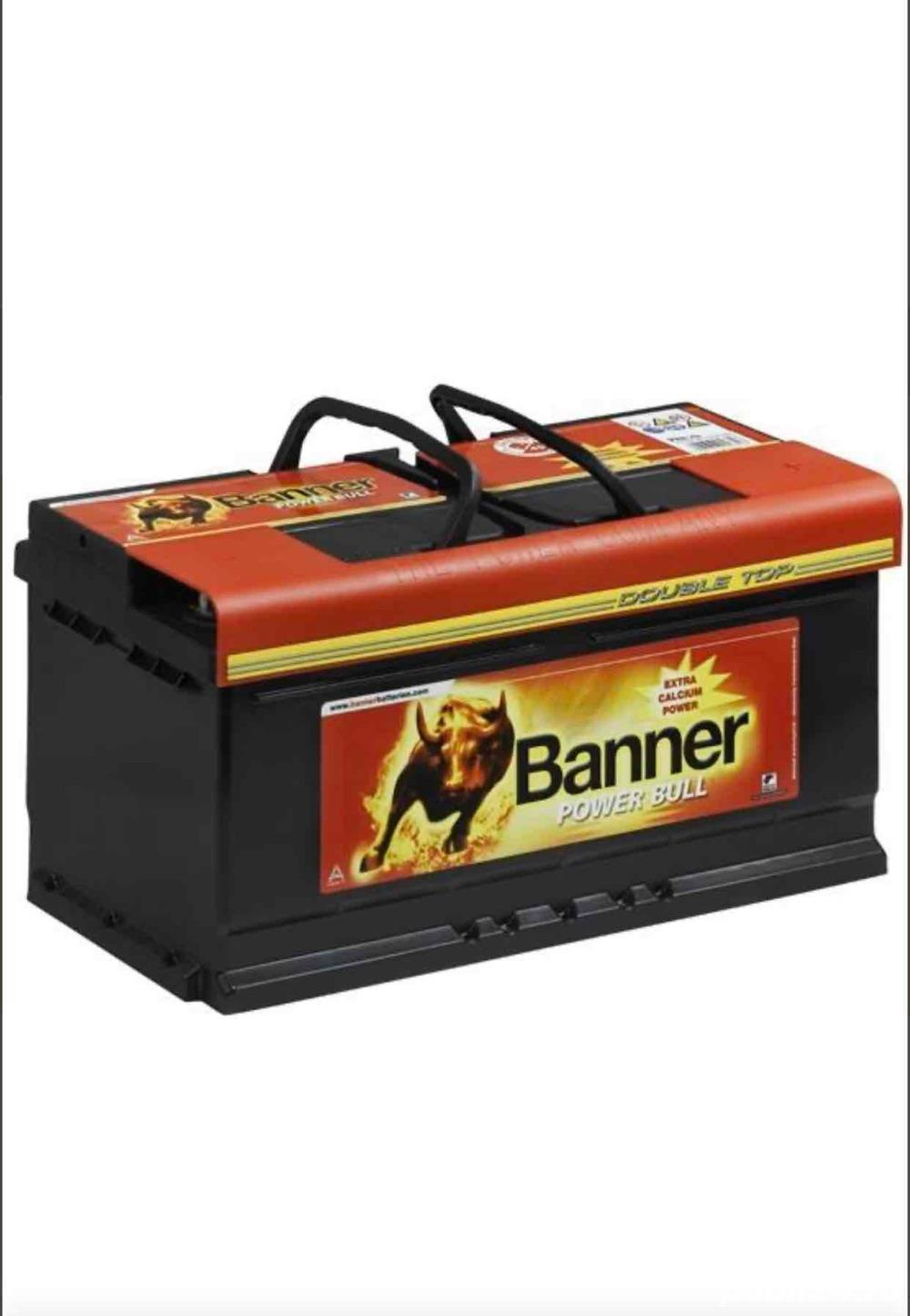 banner naterie auto 88ah 700a 12v