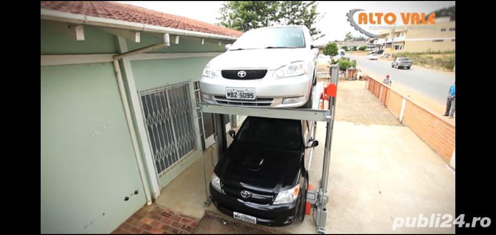 parcare auto mecanizata