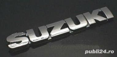 Emblema/sigla Suzuki