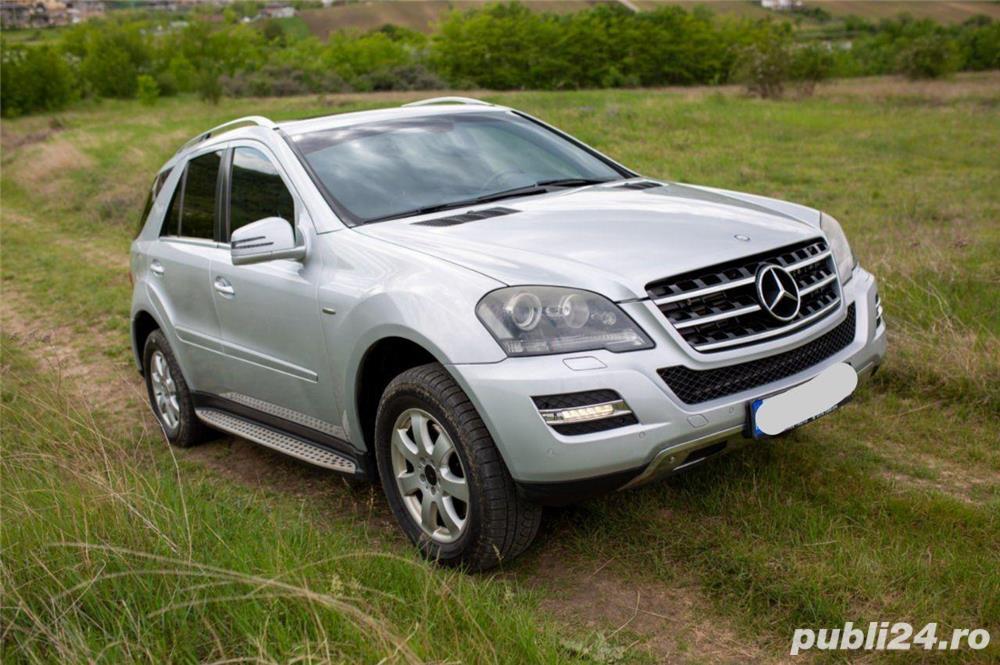 Mercedes-benz Clasa ML ml 350
