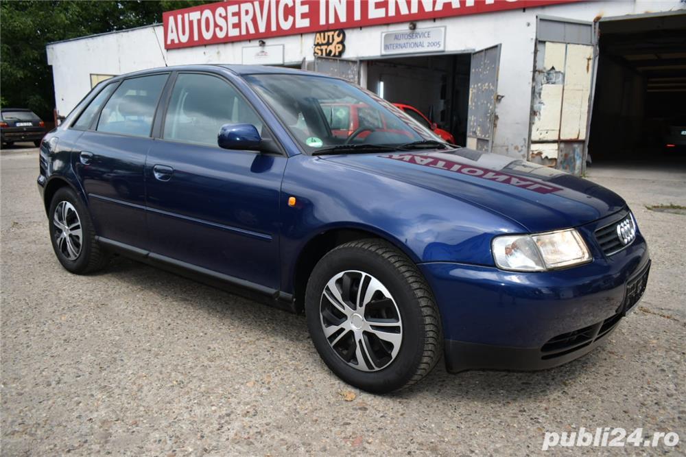 Audi A3 1.6 Benzina 100 Cp 2001