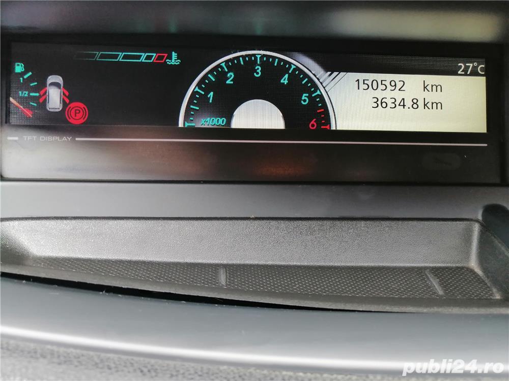Renault Scenic 2011;1,6 dci;BOSE Edition;150.500 km Originali;EURO 5;DISTRIBUTIE,FILTRE SI ULEI NOI!
