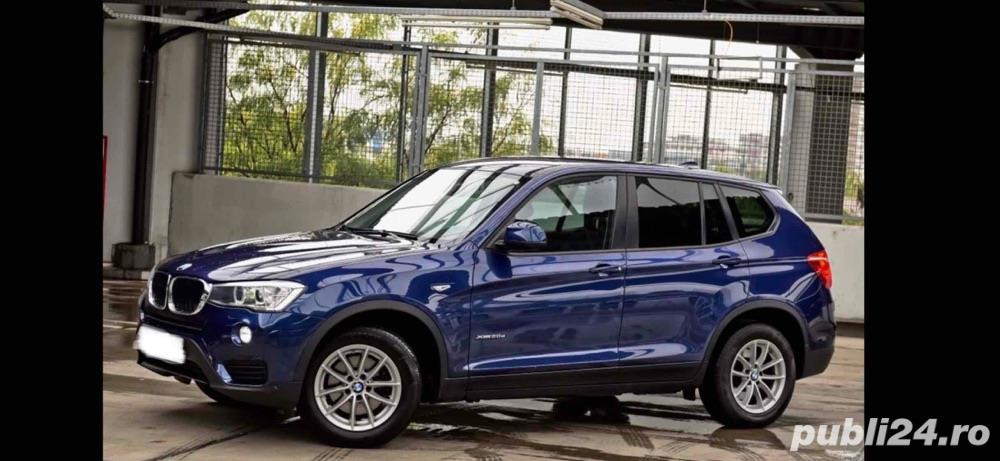 BMW X3 x-Drive, 2L, Diesel, Cutie Automata
