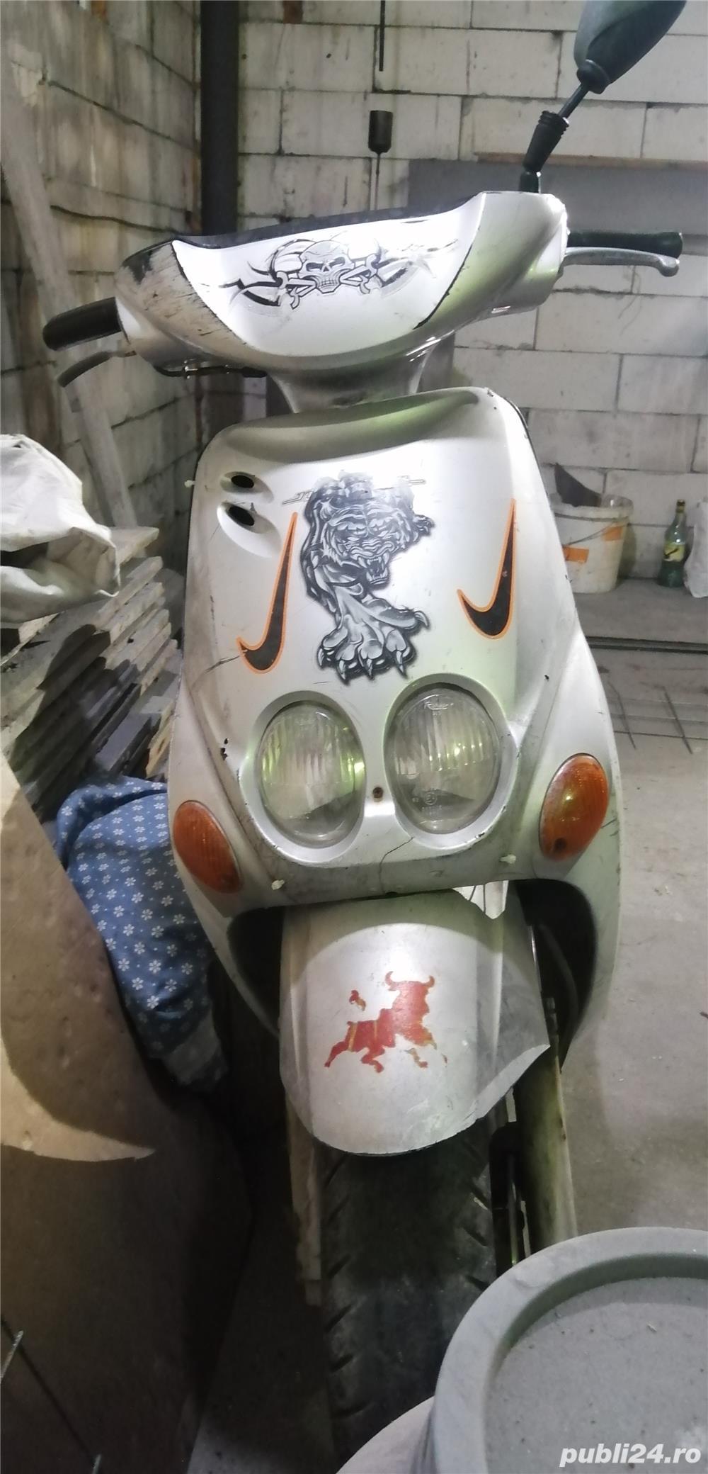 Yamaha Ovetto