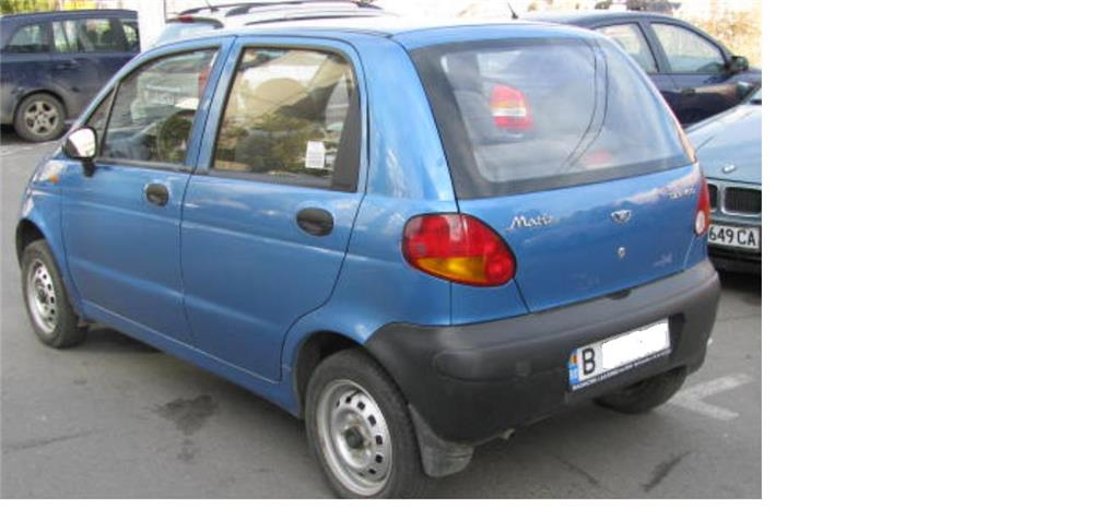 Matiz - Daewoo din 2006 / E3 / Bucuresti