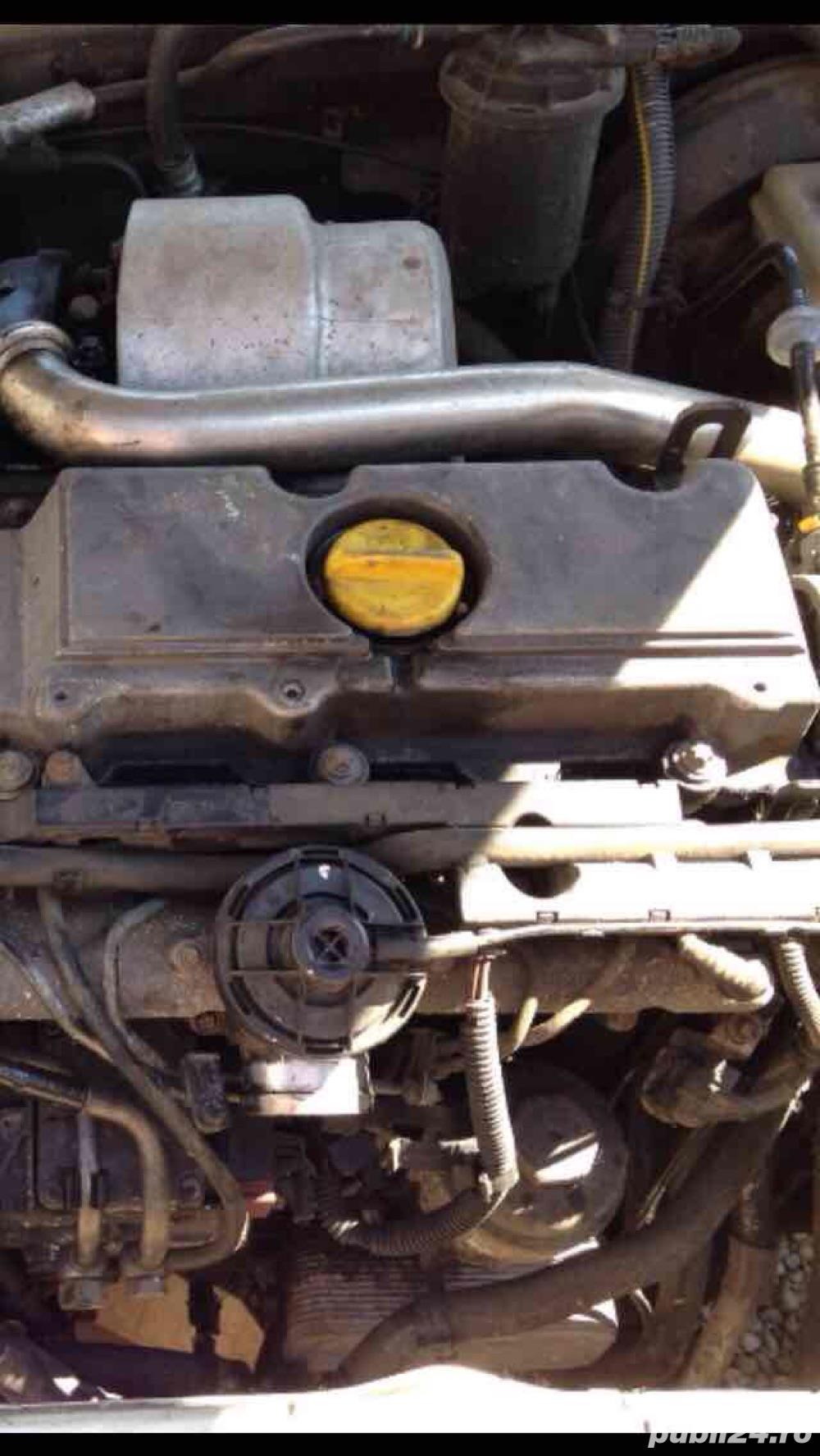 motor/cutie viteze/caseta directie/piese opel vectra 2.2 dti 125cp an.2001