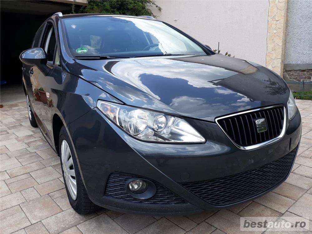 Seat Ibiza 1.2tsi 105cai AUTOMAT dsg 98mkm