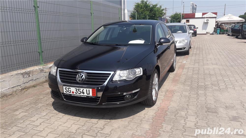 Vw Passat an, 2009,diesel,143 cp.full option auto ca si nou nout.