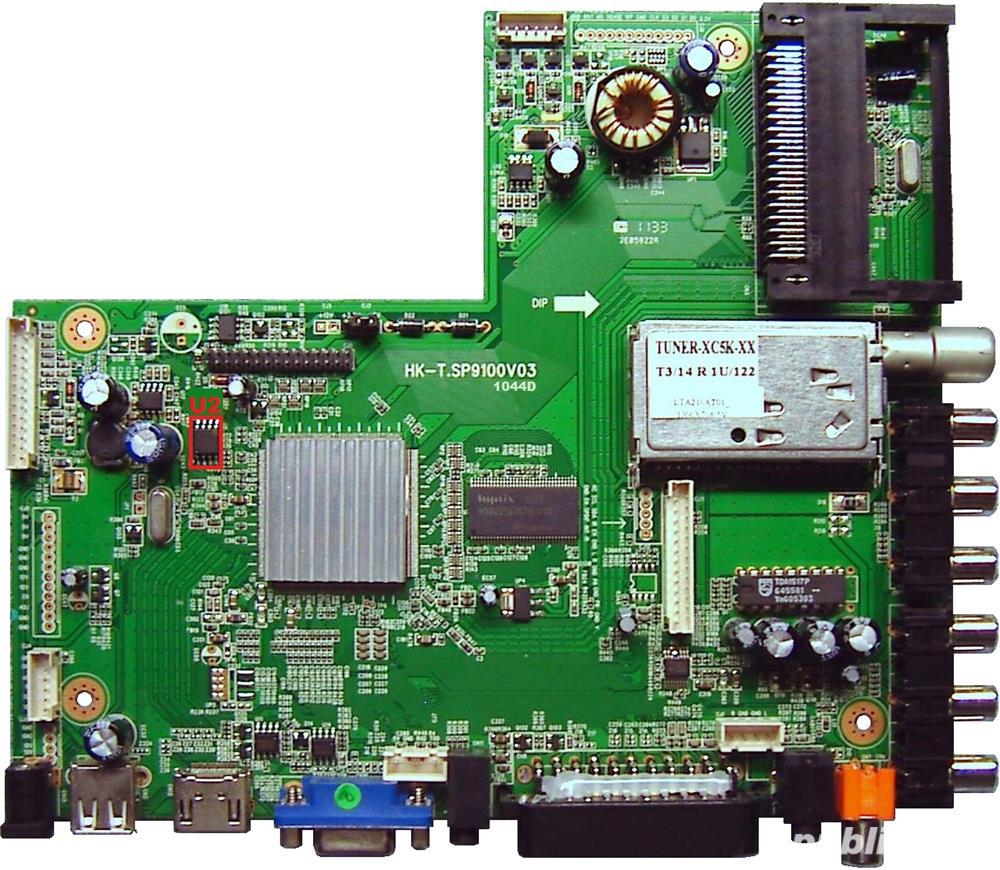 HK-T.SP9100V03 digital tv toshiba-united