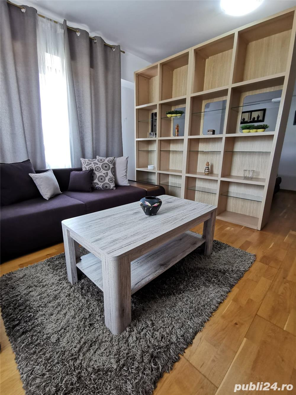 Apartament 1 camera in bloc NOU, C.A. Rosetti