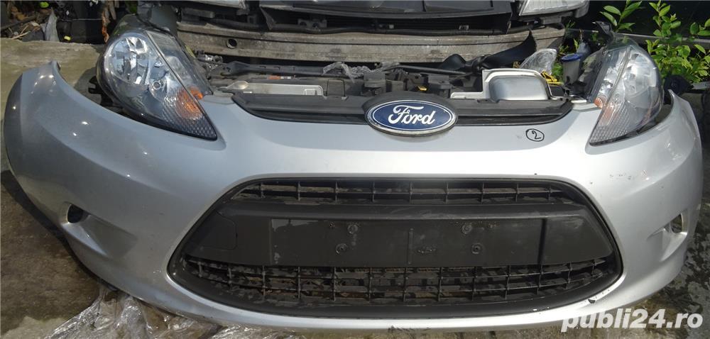 Fata completa Ford Fiesta din 2010 volan pe stanga